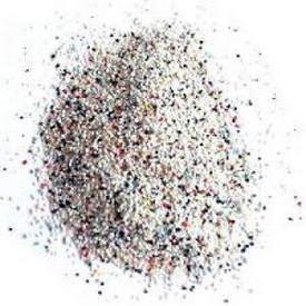 Abrasivo plástico sp