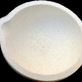 Cadinho cerâmica preço