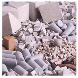 Alumina peças