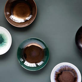 Peças ceramica
