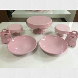 Peças ceramica preço